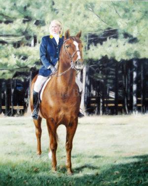 Portrait of Mrs. Glo Reber - 16